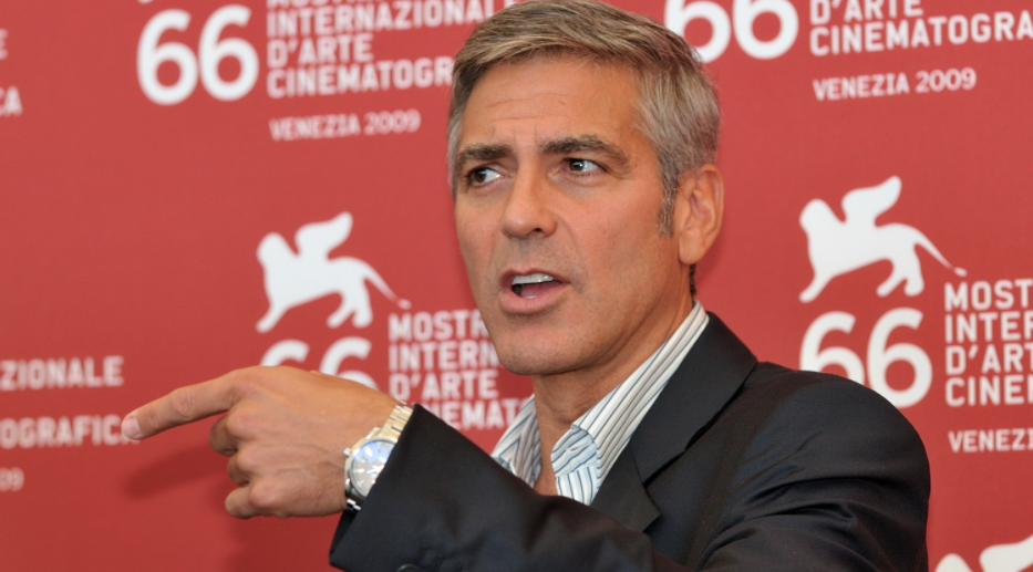 George Clooney will reportedly move back to the US due to 'security reasons' in England Featured