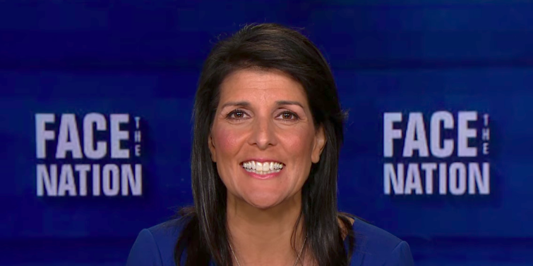 Trump told Putin 'we know you did it, and cut it out' says UN Amb. Haley on Russian hacking Featured