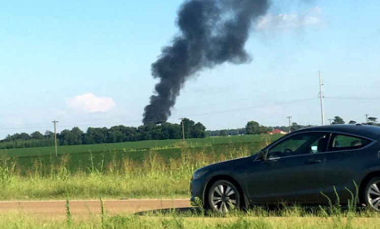 16 dead after US Marine plane crash in Mississippi due to possible mid air explosion Featured