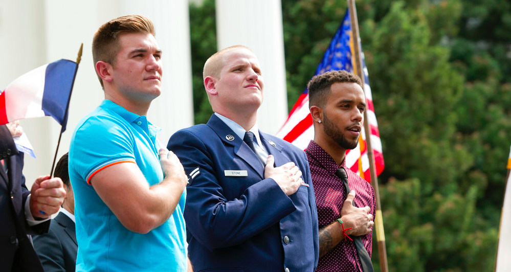 Men who stopped train attack to star in Clint Eastwood film Featured