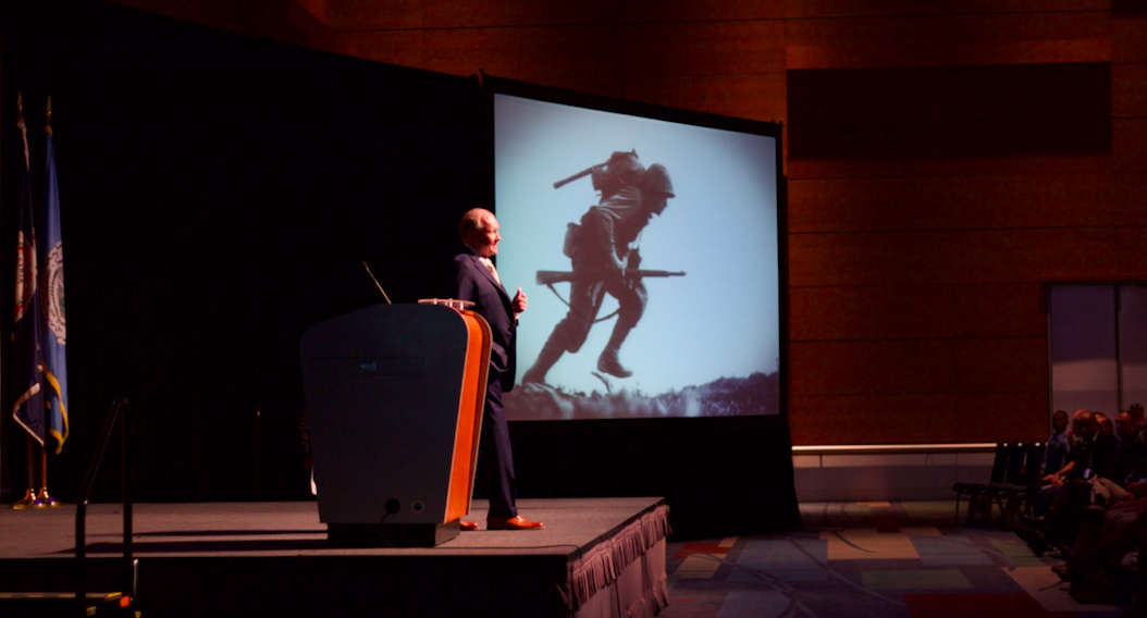 Gen. Martin Dempsey talks leadership in the digital age at ADS' Warrior East Expo Featured