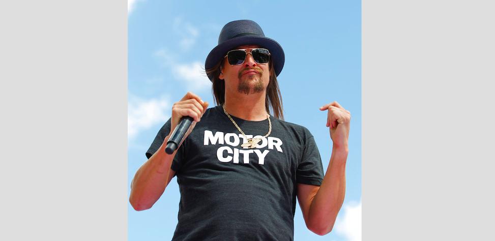 Kid Rock hints at potential US Senate run in Michigan Featured