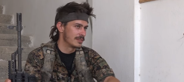 US Army vet and former Occupy Wall Street activist killed fighting ISIS with Kurdish YPG in Syria Featured