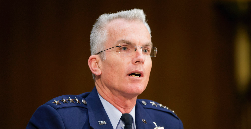 Senior US general: Hacker tried to breach my bank account Featured