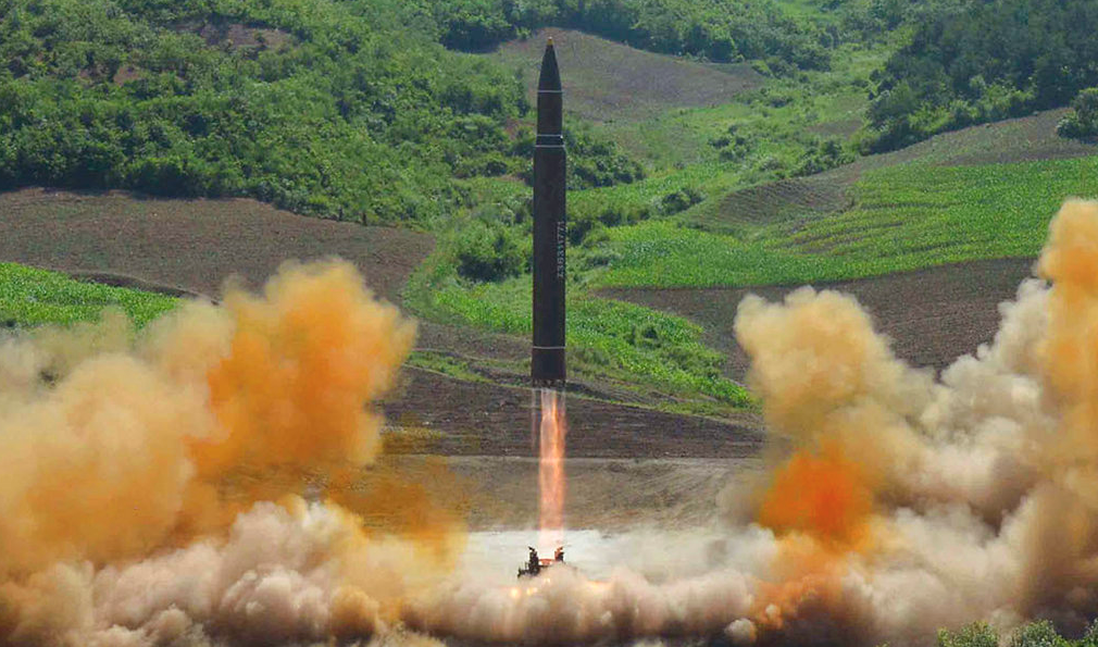 North Korea says it can launch ICBM 'any place, any time' at US, and Washington, D.C. could be target Featured