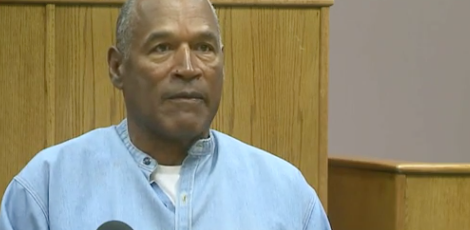 O.J. Simpson granted parole Featured