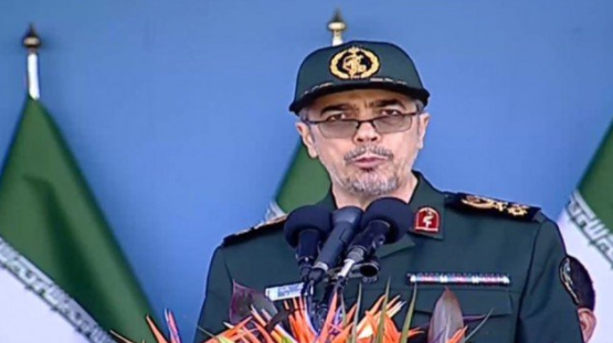 Iranian General threatens US troops in Iran while defending Islamic Revolution Guard Corps Featured