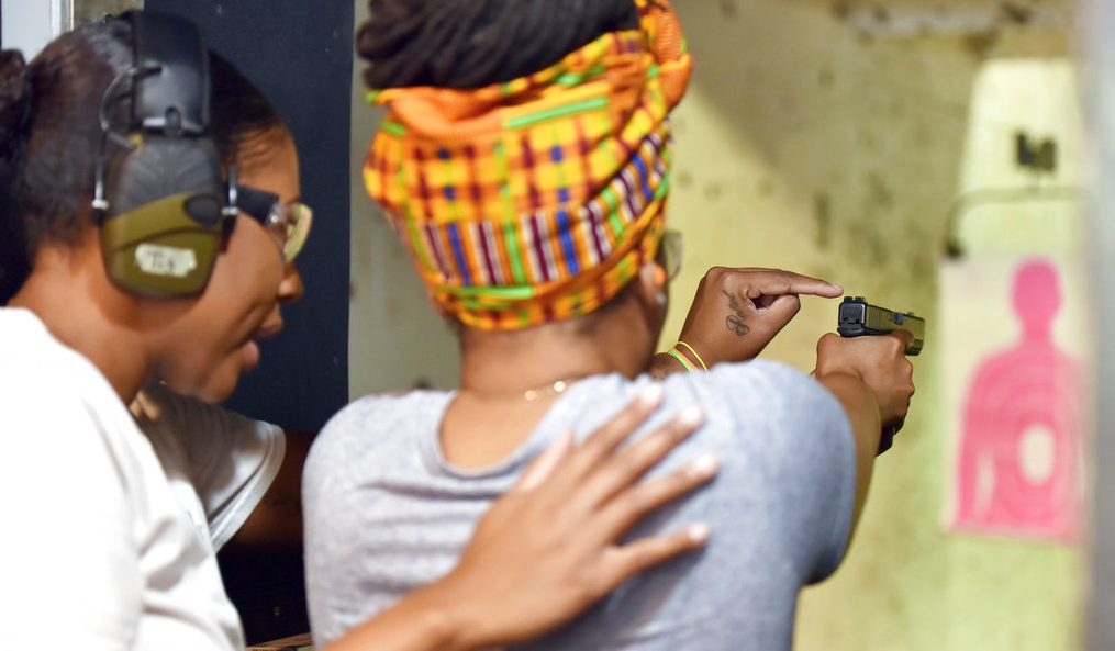Black women picking up firearms for self-defense Featured