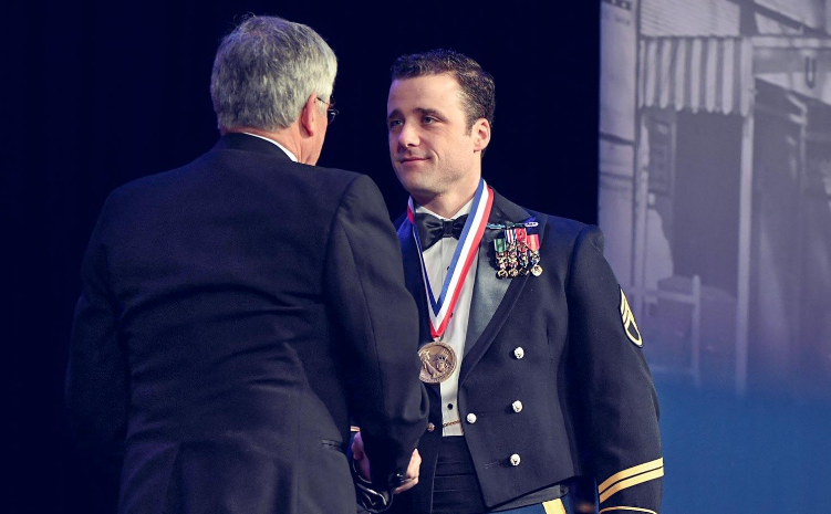 Army Green Beret Michael Sargent left business school to re-deploy in Afghanistan, and returned a hero Featured