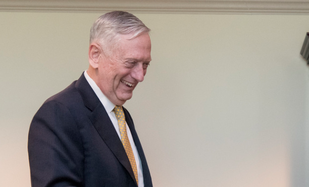Mattis blasts Pentagon for complacency and wastefulness Featured