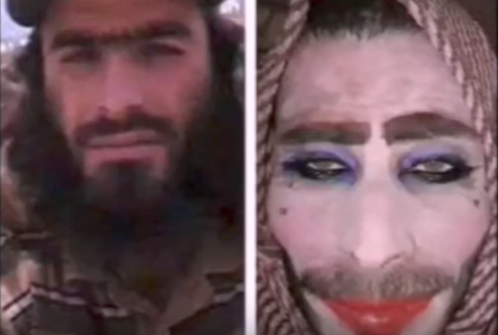 ISIS fighters attempted to flee Mosul by dressing as women in make-up, padded bras Featured
