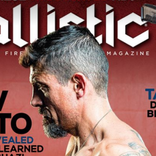 Screen Shot 2017 07 27 at 11.58.35 AM 320x320 - Benghazi hero Kris 'Tanto' Paronto lands on the cover of Ballistic magazine