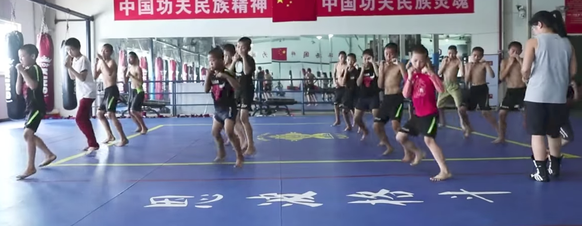 Video of Chinese orphan 'fight club' is being investigated by police Featured