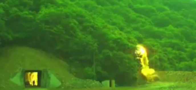 South Korea showed off a missile that could kill Kim Jong Un deep inside a bunker Featured