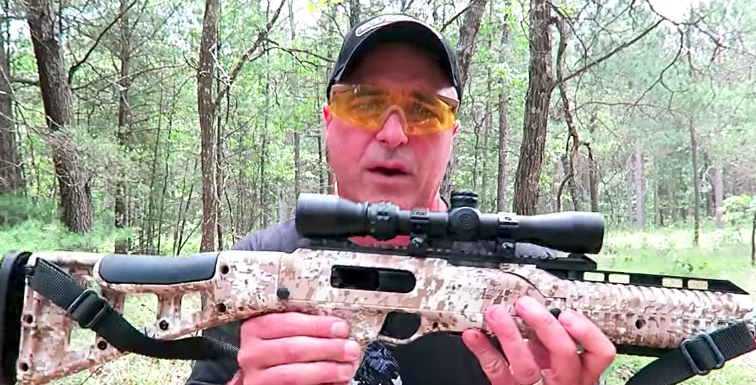 (VIDEO) New 'Hunter Series' Hi Point Carbine in digital camo Featured