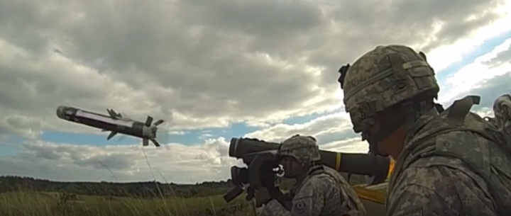 This is the anti-tank missile that the US may be sending to Ukraine Featured