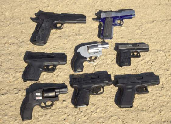 (VIDEO) How to pick a handgun Featured