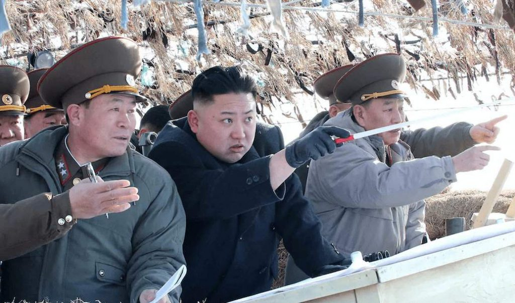 Image result for Kim Jong Un replaces NK's top three military officials ahead of summit