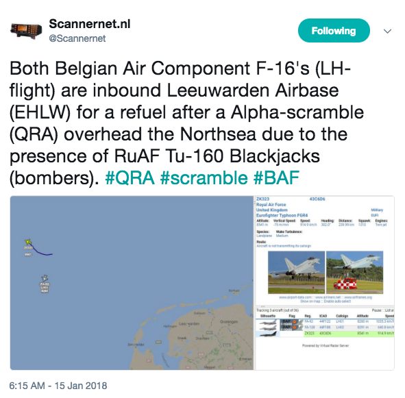 Screen Shot 2018 01 15 at 9.38.29 AM - UK scrambles fighter jets to intercept Russian bombers