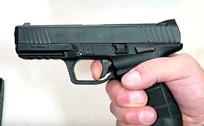 Sar USA's Sar 9 offers a lot of gun for the money