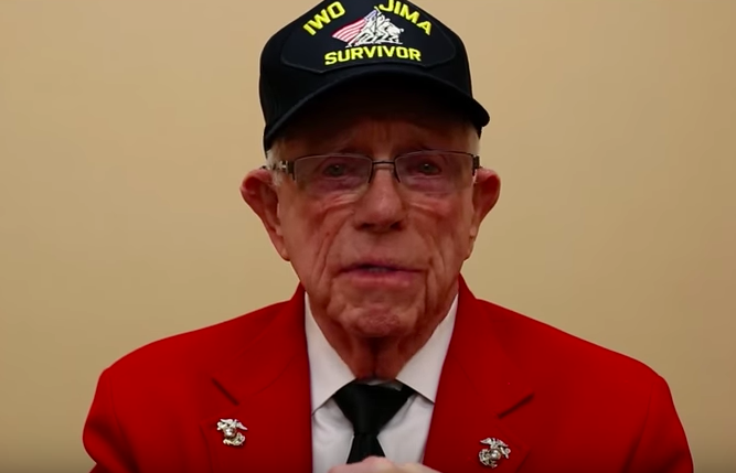 Today is Iwo Jima's 73rd anniversary – here's a Marine who ...
