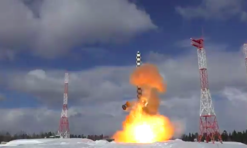 Russia successfully tests nuclear-capable missile amid Trump's proposed nuclear negotiations