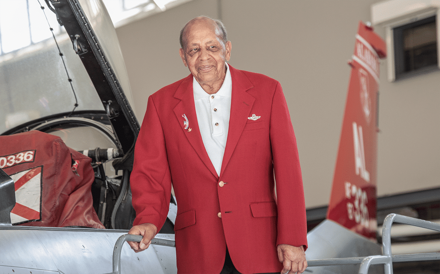 Harold Brown, one of the last Tuskegee Airmen, recalls battling for victory — and equality