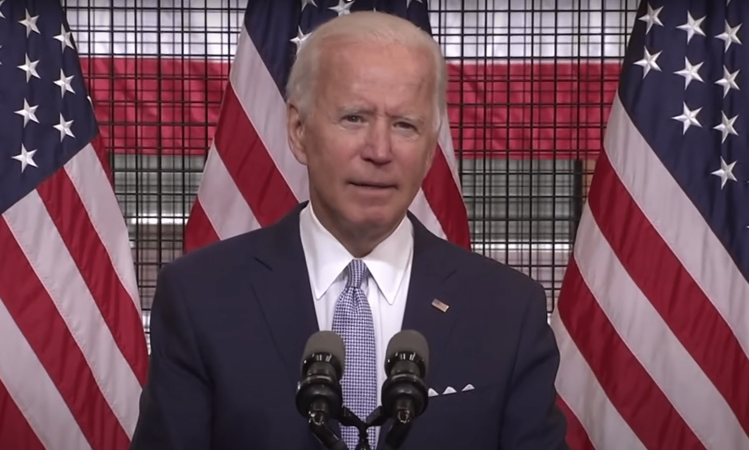 Report: On day 1, Biden plans rejoin WHO, Paris climate accord, restart DACA and end 'muslim bans'