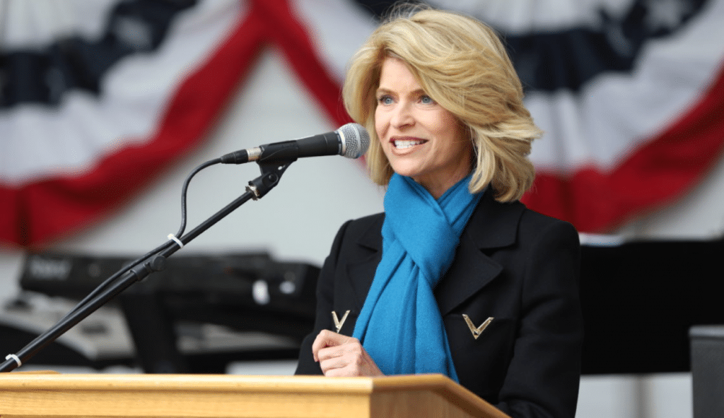 Pics: US ambassador shows her vote wasn't counted and her 5-year dead husband received a ballot