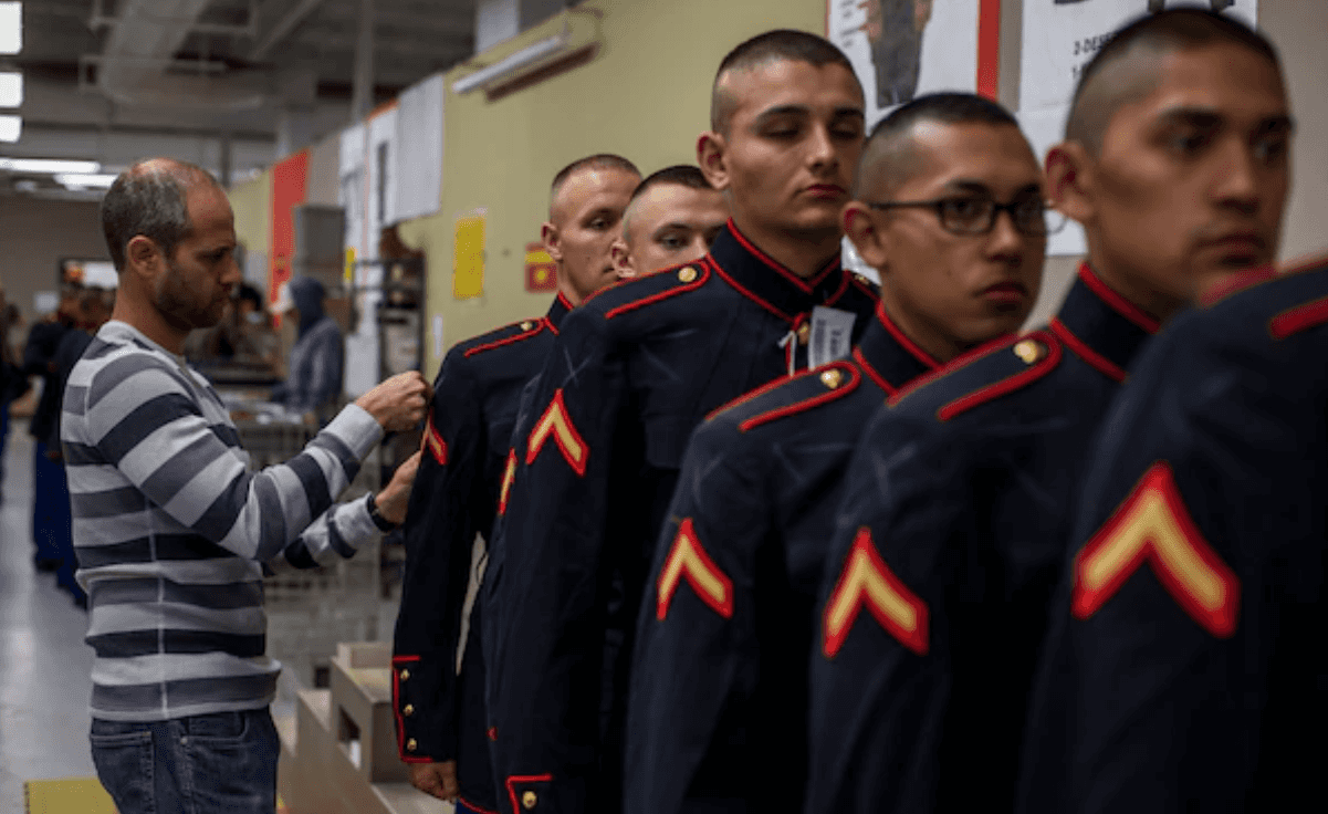 Marine Corps ends male-only underwear allowance after gov't watchdog report