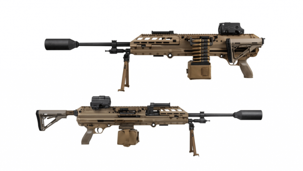 VIDEO: US special operations just purchased Sig Sauer's new machine gun – here's what it can do