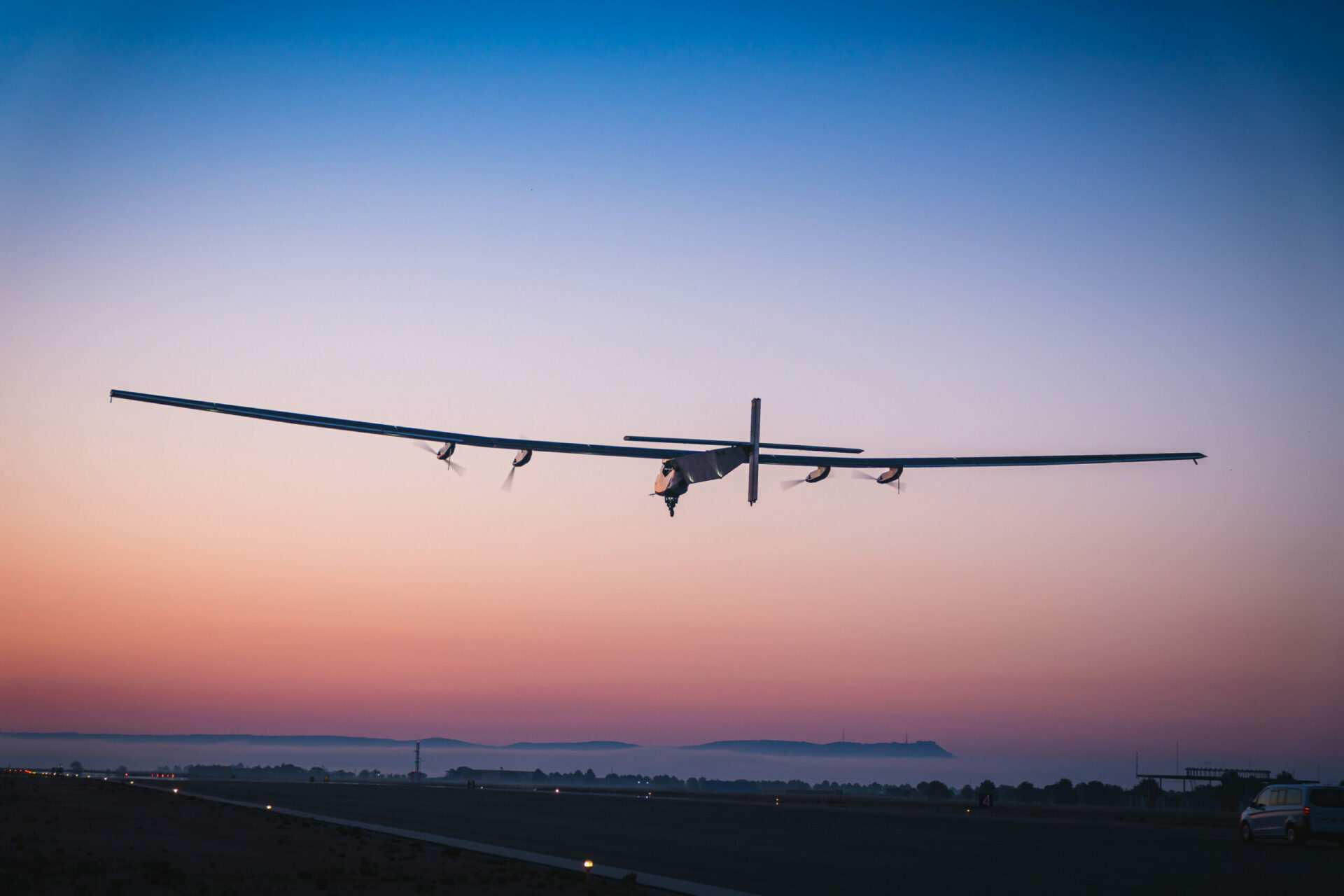 Watch: Oklahoma aerospace company developing solar-powered drone that could fly for months without landing