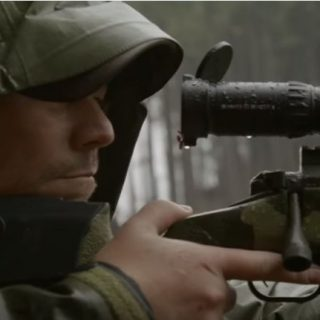The dirty side of sniper training.