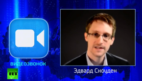 Snowden Russian TV