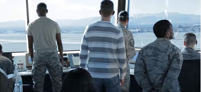 Staff During Red Flag 17 2 - (VIDEO) Watch Jet Crews Conduct Aerial War Game Exercises In Nevada