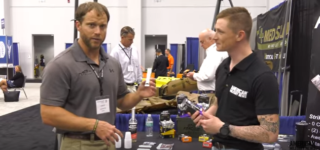 AMN Video: Navy SEAL-created energy drink is a hit among energy drink enthusiasts Featured