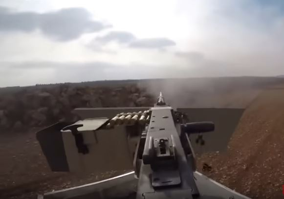 See GoPro Action Footage Of Turkish-Backed Syrian Rebels Bringing The Fight Against ISIS Featured