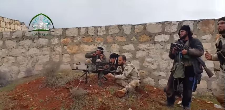 Intense HD Video Shows Heavy Clashes Between ISIS And Rebel Forces In Syria Featured
