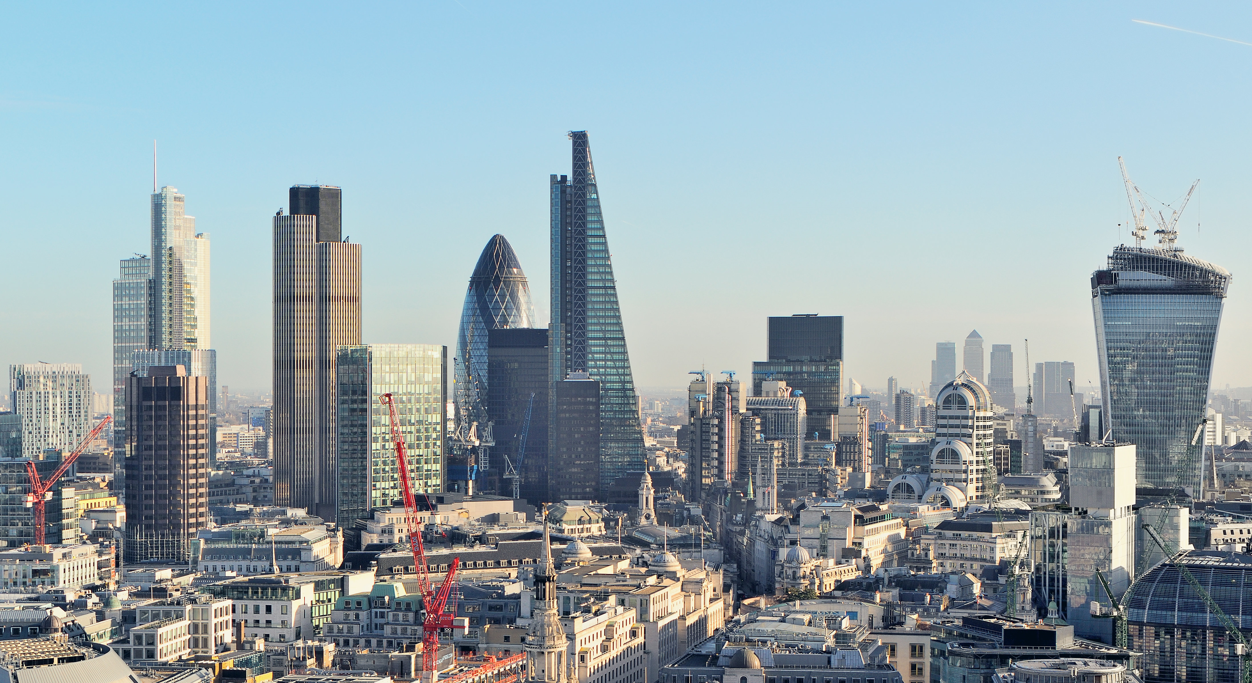 London Building An Anti-Terror 'Ring Of Steel' To Protect The City's Skyscrapers Featured