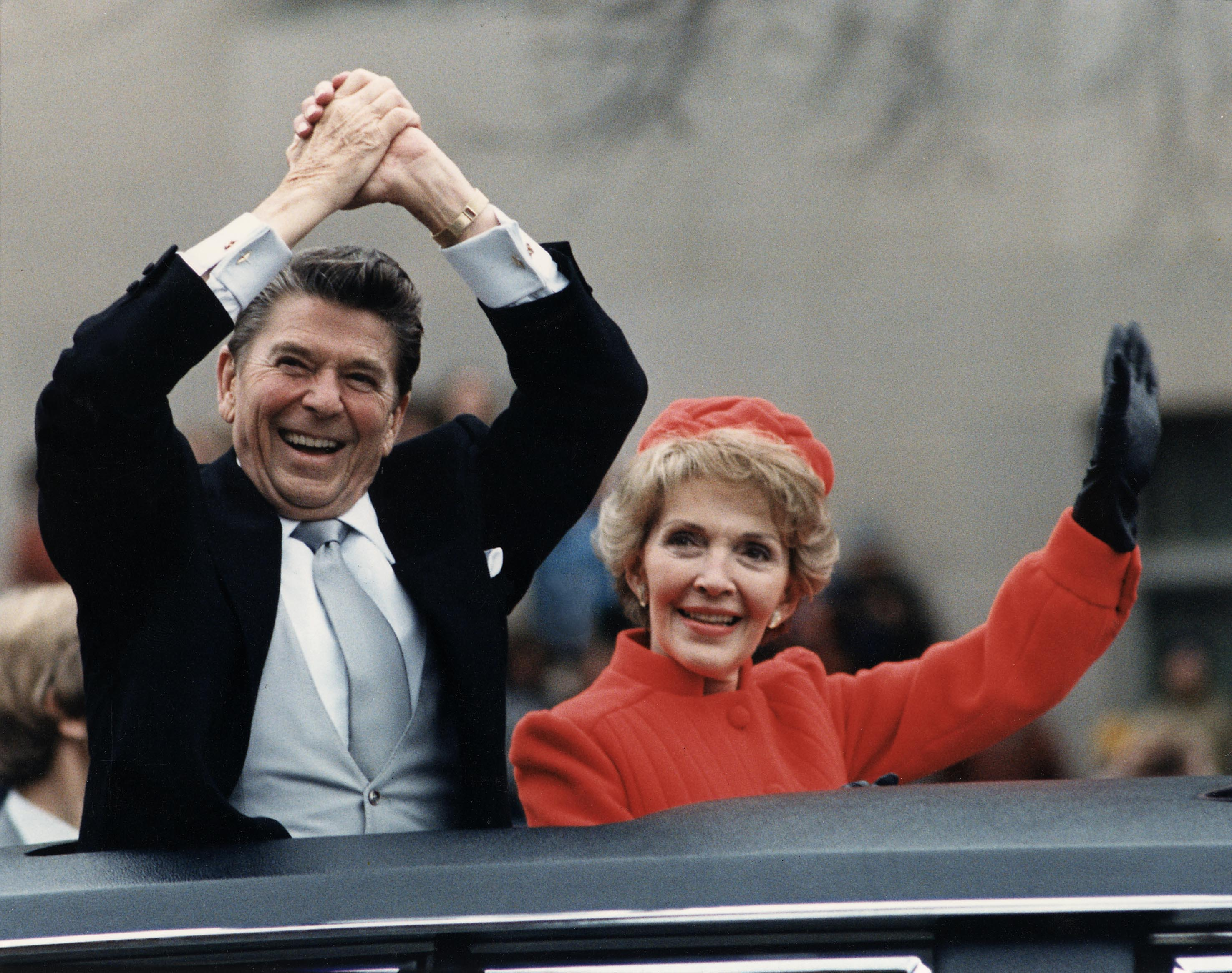 Nancy Reagan Dead At 94 Years Old Featured