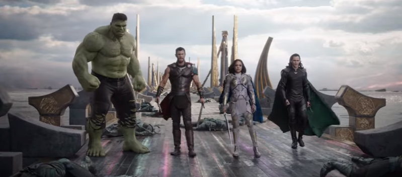 (TRAILER) Thor, Hulk and Loki join forces in 'Thor: Ragnarok' Featured