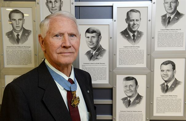 Thors - Medal Of Honor Recipient Col. Leo K. Thorsness, Dies At 85