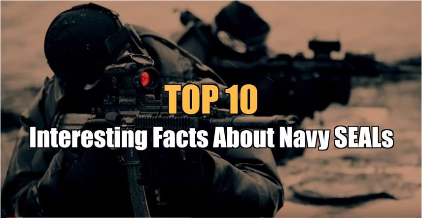Top 10 Interesting Facts About Navy SEALs