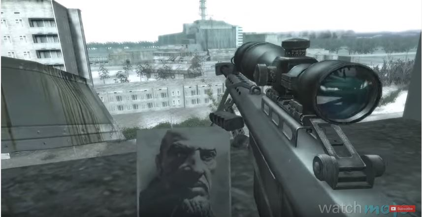 BOOM, Headshot! Top 10 Video Game Snipers Featured