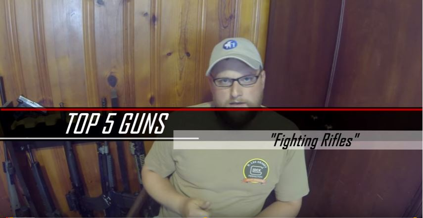 Do You Agree If These Are The Top 5 Fighting Rifles? Featured