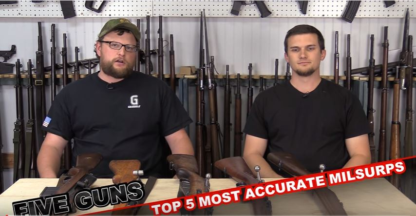 The Top 5 Most Accurate Military Surplus Rifles Featured