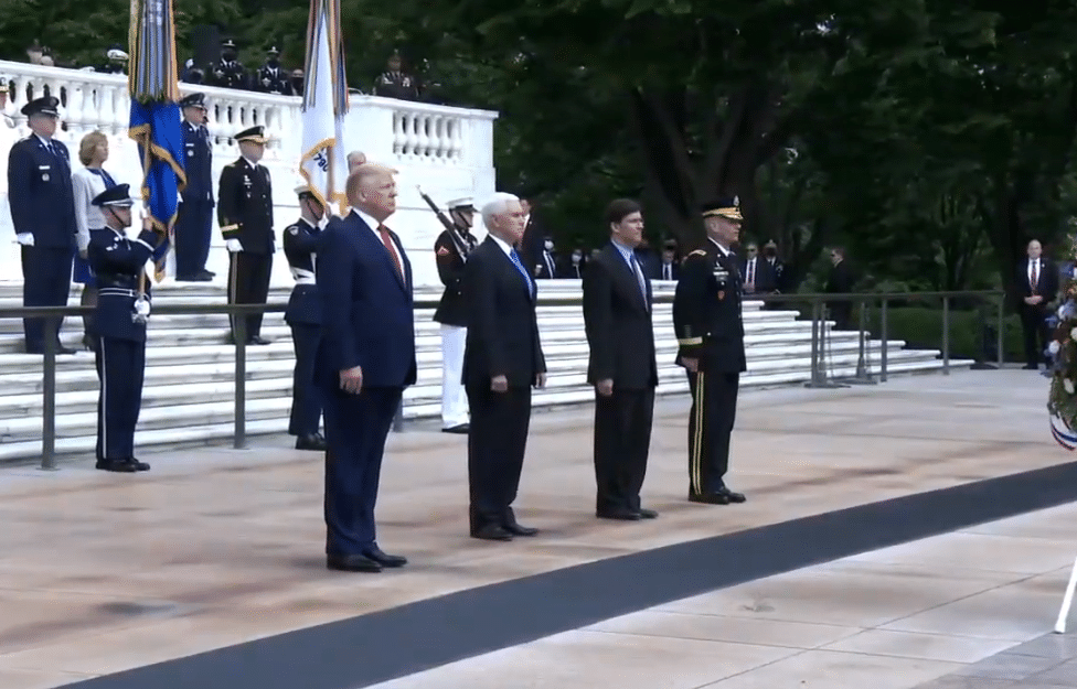 tomb of the unknown soldier - photo #32