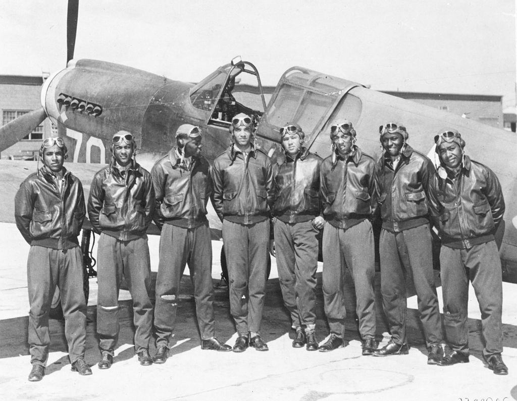 Op-Ed: What Would WWII Tuskegee Airmen Think Of Beyoncé, Black Lives Matter? Featured