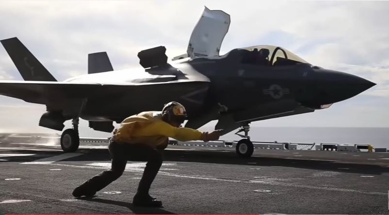 U.S. Marine Corps F 35B Comeback - 16 high-tech F-35B stealth fighters now deployed to Japan