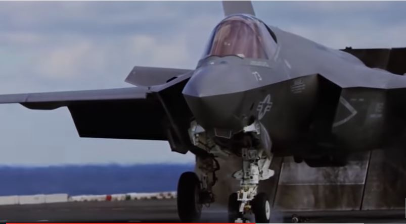 U.S. Marine Corps F 35B - (VIDEO) A Look At Why The F-35 Once Lost To F-16s & How It Made A Stunning Comeback